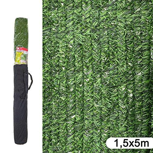 Ldk Garden 82188 - Seto artificial de ocultación para jardín, 500 x...