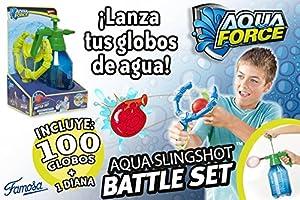 Aqua Force 700010522 - Pistolas de Agua Battle Set