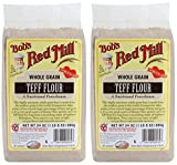 (2 Pack) - Bobs Red Mill - Gluten Free Teff Flour | 500g | 2 PACK BUNDLE