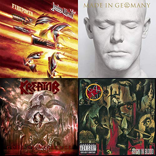 Best of Prime Music: Metal & Hardrock