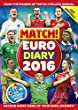 Match! Euro 2016 Diary: Record every game of your Euro journey 100% unofficial