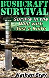 Best Wilderness Knives - Bushcraft Survival: Survive in the Wild with Just Review