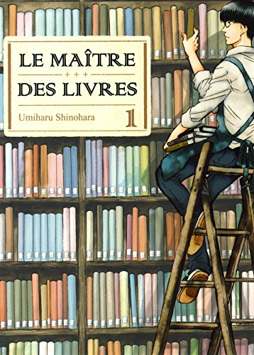 Le Maître des livres (1) : Le maître des livres