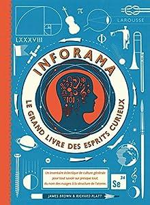 """Afficher """"Inforama, le grand livre des esprits curieux"""""""