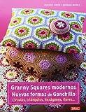 Granny Squares modernos : nuevas formas de ganchillo by Beatrice Simon;Barbara Wilder(2013-04-01)