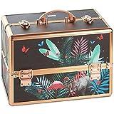 Beautify Ampio case/conserva tutti - Beauty Case con stampa giungla