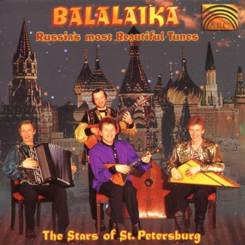 Balalaika,Russia'S Most Beaut
