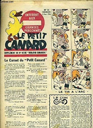 Le Petit Canard, supplément du N°14 de