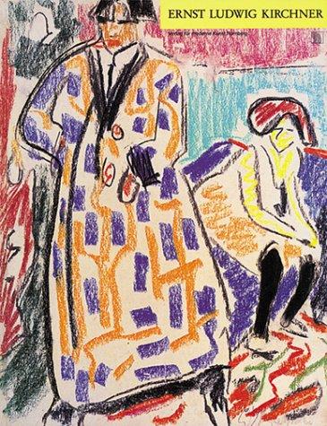 Ernst Ludwig Kirchner, Zeichnungen, Aquarelle, Pastelle
