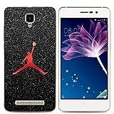 Easbuy Handy Hülle Soft Silikon Case Etui Tasche für Doogee X10 Smartphone Cover Handytasche Handyhülle Schutzhülle