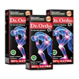 #8: Dr Ortho Oil - 120 ml (Pack of 3)