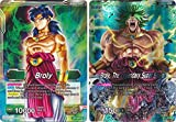 Best single card Card Yugiohs - BT1-057 Broly | Broly, The Legendary Super Saiyan Review