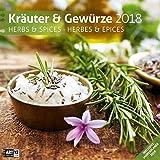 Kräuter und Gewürze 30x30 2018