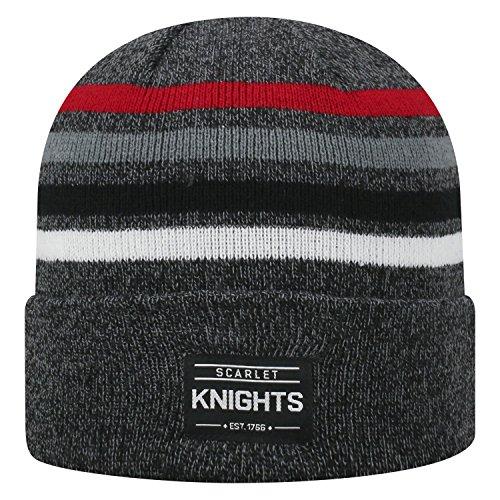 Top of the World Cuffed Knit Upland Weihnachtsstrumpf Stretch Socke Hat Cap Beanie, Multi, Cuffed Knit - Top Of The World Stretch-cap