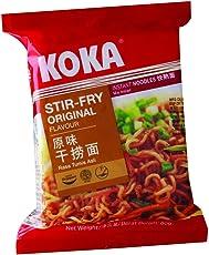 Koka Signature Stir Fry Original Noodles(85g x 9 Packs)
