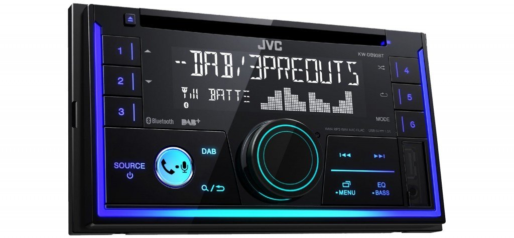 Autoradio-Radio-JVC-KW-DB93BT-2-DIn-DAB-Bluetooth-MP3-USB-Einbauzubehr-Einbauset-fr-Seat-Leon-1P-2DIN-Silber-JUST-SOUND-best-choice-for-caraudio