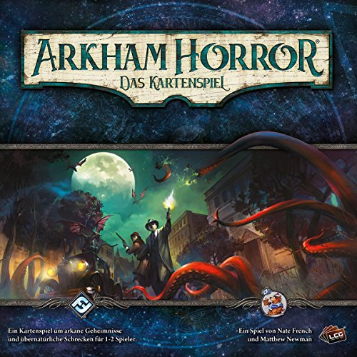 Fantasy Flight Games Arkham Horror - Das Kartenspiel/Grundspiel 1.5 Component Video