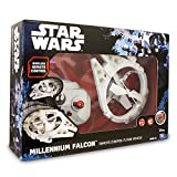 Best Star Wars Drones For Kids - Star Wars Drone Flying Millenium Falcon Review