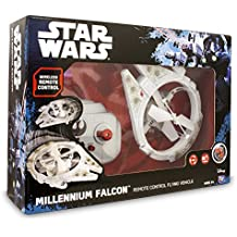 Star Wars - Drone volador Millenium Falcon (Giochi Preziosi TWR08000)