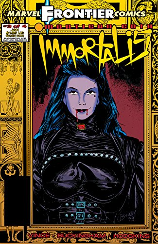 Mortigan Goth: Immortalis (1993-1994) #3 (of 4) (English Edition)