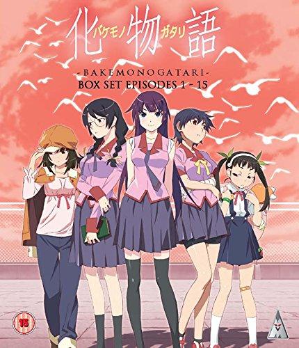 Bakemonogatari Collection [Blu-ray] [Import anglais]