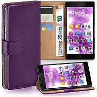 Cover OneFlow per Huawei P8 Lite Custodia con scomparti documenti