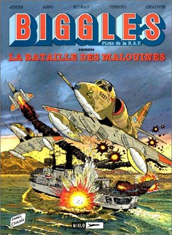 Biggles, tome 10 : La Bataille des Malouines