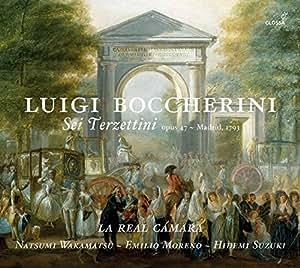 Boccherini / Sei Terzettini Op.47