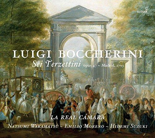 Boccherini: Streichtrios Op. 47