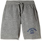 Fox Boys' Shorts (Dark Melange_5 years_312624)