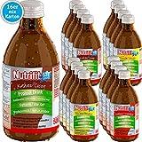 C.P. Sports NUTRIFIT Proteindrink, fertig Drink, Getränk, Protein Shake, 16 x 500ml, 53g Eiweiß...