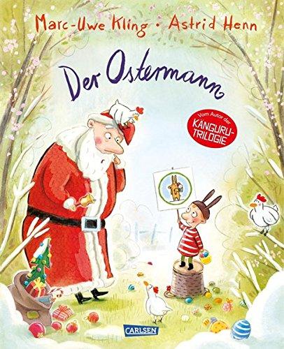 Buchseite und Rezensionen zu 'Der Ostermann' von Marc-Uwe Kling