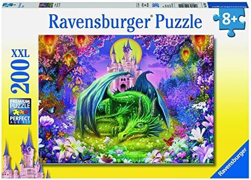 Ravensburger Castle Protector Jigsaw Puzzle (200 Piece) by Ravensburger | Forme élégante