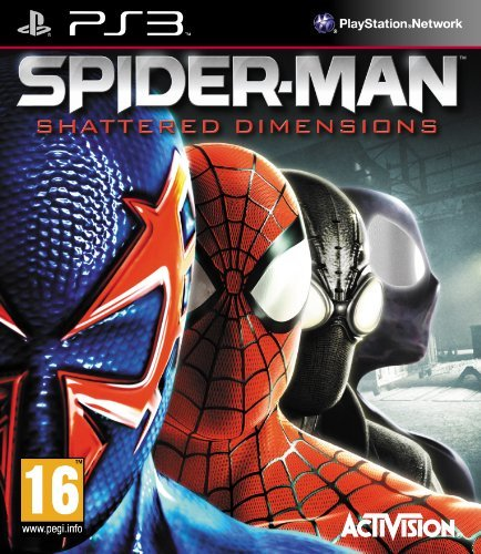 Spider-Man: Shattered Dimensions (PS3) by Marvel