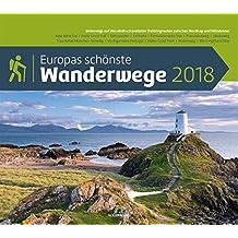 Europas schönste Wanderwege 2018