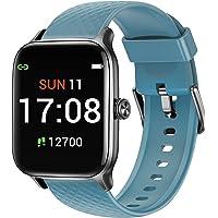 Letsfit Smartwatch für Damen Herren, 1.3 Zoll Voll Touchscreen Fitness Tracker mit Pulsuhr Schlafmonitor…