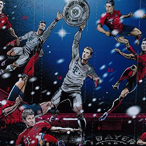 Fc Bayern Weihnachtskalender.Lieferadresse Deutschland Amazon Schweiz Fc Bayern München Xxl