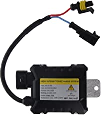 SODIAL Slim HID 35W Xenon Replacement Electronic Digital Conversion Ballast Kit for H1 H3 H4 H7 H8 H9 H11 9005 9006 9004 9007 H13