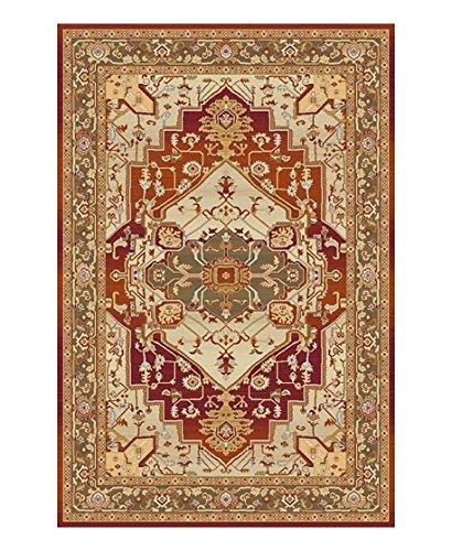 Teppich Kashan–Rot, 067x 300cm.