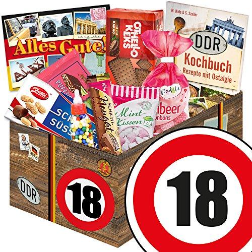 8. - Ossipaket Süssigkeiten Box + Geschenkverpackung