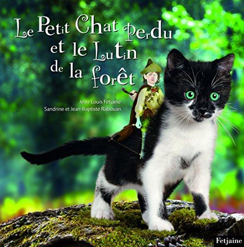 Le Petit Chat perdu et le Lutin de la forêt