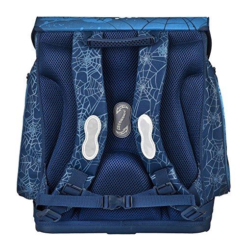 Spiderman Schulranzenset 21-tlg. Schultüte, Sporttasche, Schüleretui gefüllt, Regen/Sicherheitshülle SPON8251 - 3