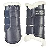 Hkm Protección botas comodidad - S azul profundo