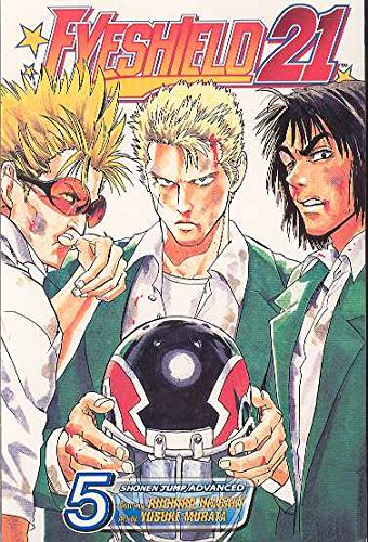 EYESHIELD 21 GN VOL 05 (OF 37) Test