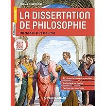 La dissertation de philosophie - Méthodes et ressources