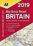 Big Easy Read Britain 2019 SP (AA Road Atlas Britain)