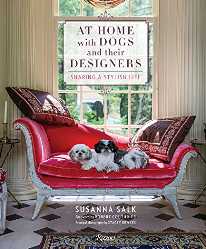 At Home with Dogs and Their Designers: Sharing a Stylish Life - Jonathan Adler Designer