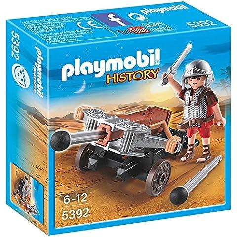 Playmobil History 5392 set de juguetes - sets de juguetes (Acción / Aventura, Niño, Multicolor)