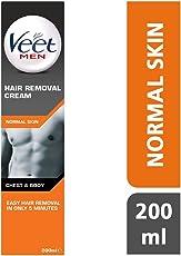 Veet for Men Gelcreme, 1er Pack (1 x 200 ml)