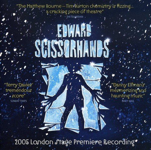 Edward scissorhands = Edward aux mains d'argent |